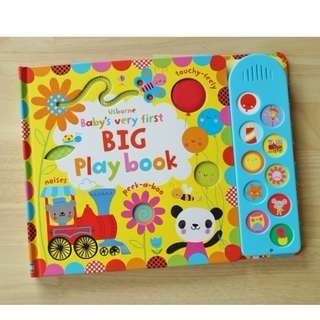 👶 Baby's very First BIG Play Book