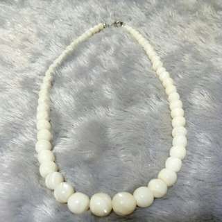 Pearl necklace from Boracay