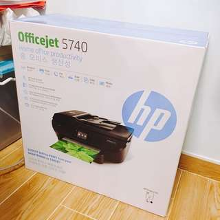 【全新未開封】HP Officejet 5740