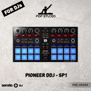 PIONEER DDJ - SP1  - with warranty