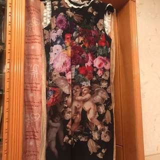 Dolce and gabbana 裙 9成新 100% real size36 最平 勿議價