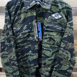 Jaket Army PXPC