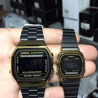 CASIO Couple Watch SET