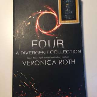 Veronica Roth - Four (Divergent)