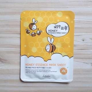 Pure Skin Honey Essence Mask Sheet