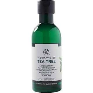 Tea Tree Body Shop