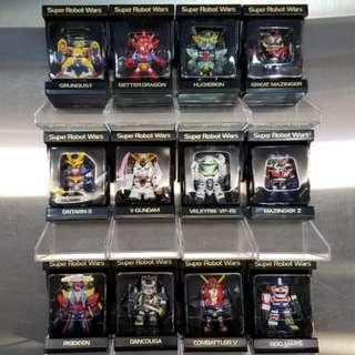 Super robot wars 超級機械人大戰