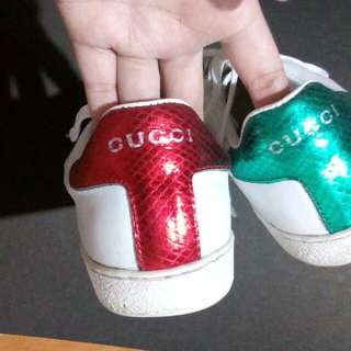Gucci Ace Heart Sneakers (ORIGINAL!) Size 8/9