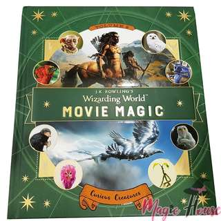 J.K. Rowling's Wizarding World: Movie Magic - Curious Creatures (Volume 1)