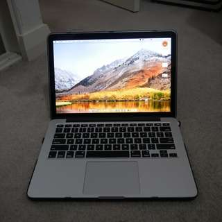 (Preloved) - MacBook Pro (Retina 13inch)