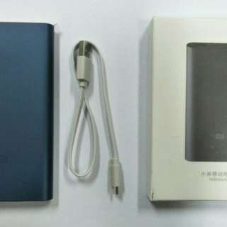 Power bank xiaomi mi pro 2 10000 mah original