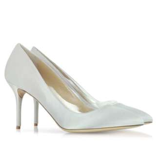 Charlotte olympia party shoes 85 (white)
