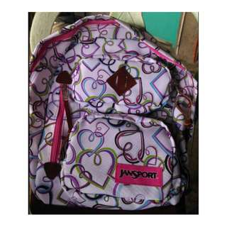 Jansport Whitehearts Rightpack