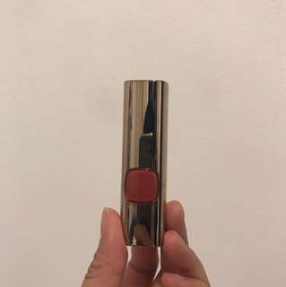L'OREAL lipstick Chocolat rouge