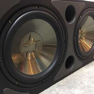Clarion woofers