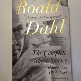 Ronald Dahl - The Complete Short Stories (Volume Two 1954-1988)