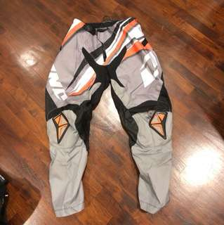 One industries atom mx pants size 30