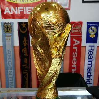 World Cup Trophy (Replica)