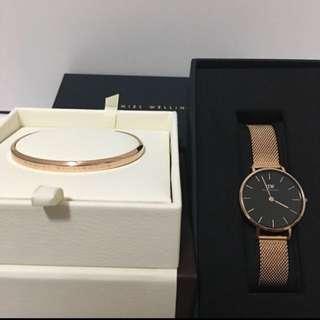 DW鋼錶套裝價