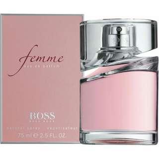 HUGO boss perfume ladies