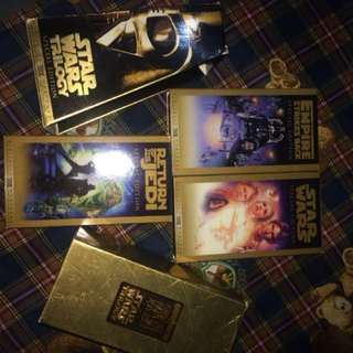 STARWARS TRILOGY SPECIAL EDITION