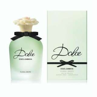 Dolce and Gabbana Dolce Floral Drops EDT for Women 50ml