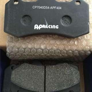 Brake Pad Ap Racing (7040/5200)