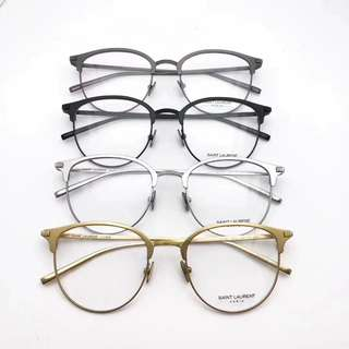 Saint Laurent glasses sl149t 004