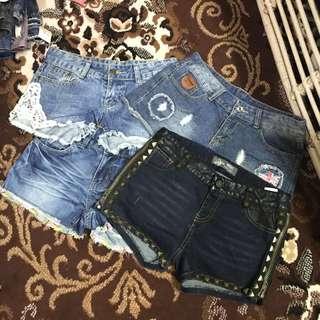 Sexy shorts bundle #7