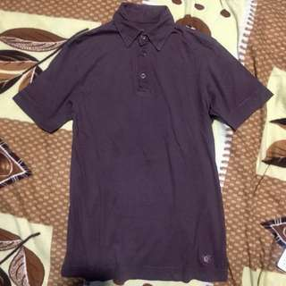 Folded and Hung Polo