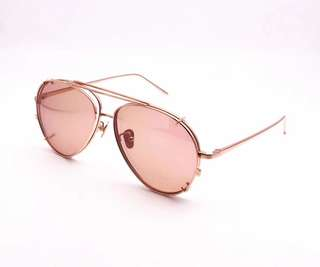 Linda Farrow sunglasses  LFL666 model
