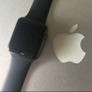 Apple Watch 第一代 42mm 黑色