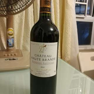 Chateau Haute Brande - Red Wine 紅酒