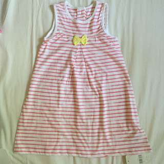 MOTHERCARE BRAND NEW SWEET STRIPED DRESS