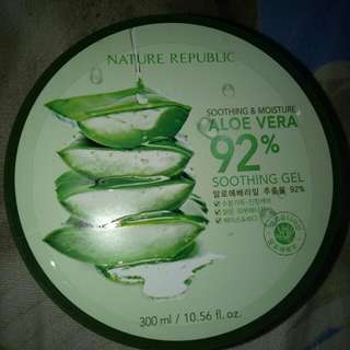 NATURE REPUBLIC ALOE VERA 300ml