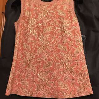 Dolce and gabbana top and 裙 9成新 100% real size36 最平 勿議價