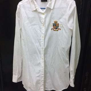 Rope White Shirt