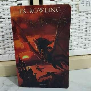 #huat50sale | [pre-loved] harry potter book series 5