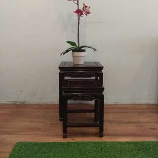 2 in 1 Antique Tea Table (Original $280)