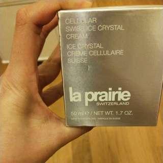 La prairie ice crystal creme