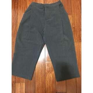 🚚 灰色老爺褲