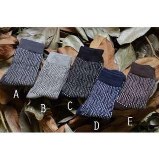 Strips Gentleman Socks