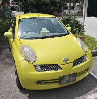 Nissan March 1.4 Auto C