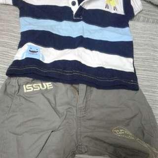Tshirts & pants