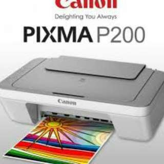 Canon Pixma P200