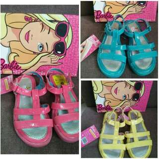 Barbie strap sandals size:7,8,10,11,12,13
