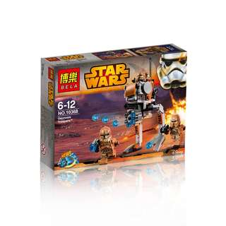 BELA 10368 Star Wars Geonosis Troopers
