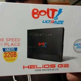 Modem Wifi HELIOS G2 4G-5G Internet Unlimited