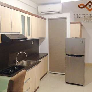 Disewakan apartemen green bay 2BR full furnished tower F