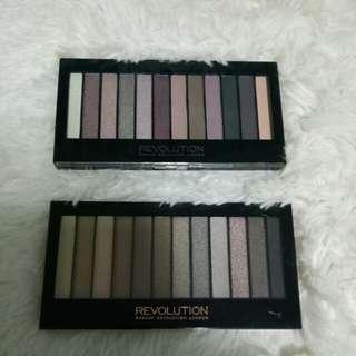 Makeup revolution London redemption palette eyeshadow